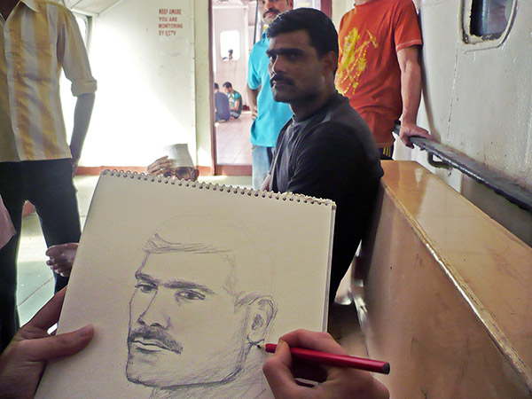 portrétování portréty na zakázku